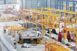 首批A320总部件4日抵天津下月组装首架飞机