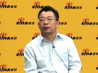 南航人力资源副总经理李同江先生。