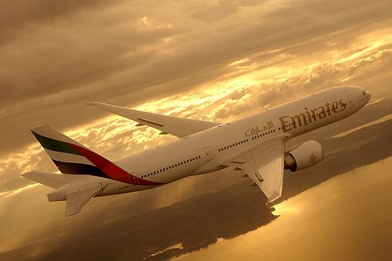 2.波音777-200LR――阿航将在2009-10财年新增18架客机,为其全球航线网络额外提供超过8,635个座位。