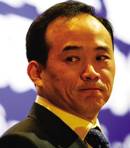 东星航空有限公司总裁兰世立