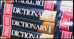 Some dictionaries