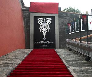红地毯入口