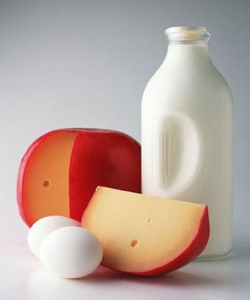 乳汁浴面法
