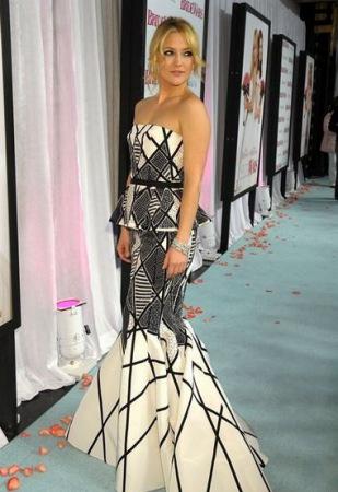 鱼尾裙是明星出席活动的首选