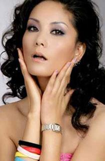 陈娟红:开模特公司