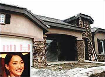 周迅和李大齐在北京昌平的豪华别墅