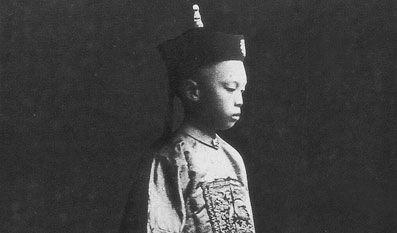 十五岁皇帝无处安放的青春-未经润色的溥仪自传面世
