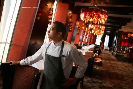 北京国贸大酒店国贸79餐厅推出2011春夏新菜单