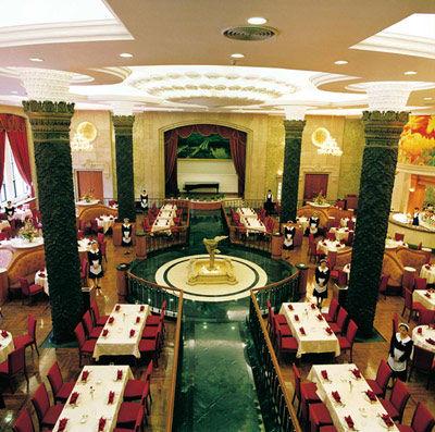 俄式餐厅推荐:莫斯科餐厅 尚品频道 新浪网