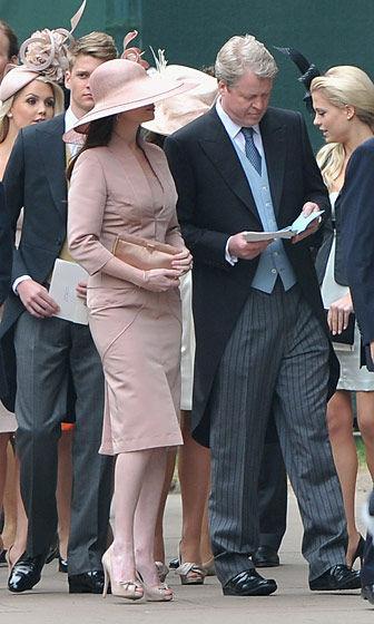 查尔斯-斯潘塞伯爵和Karen Gordon
