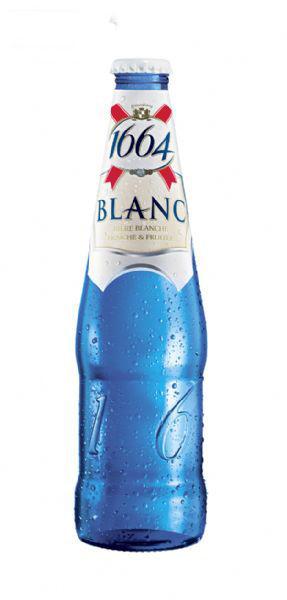 凯旋1664白啤酒