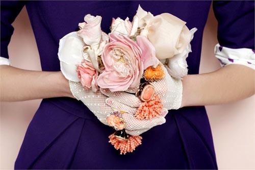 粉色珊瑚散发浪漫气质