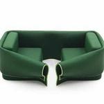 Sosia绿色双人沙发