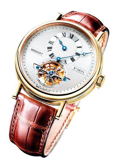 宝玑Classique系列Grande Complication手表
