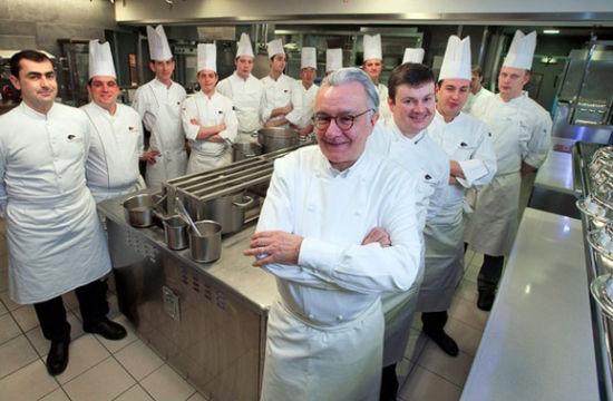 法国大厨Alain Ducasse