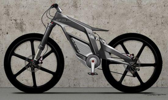 奥迪将推出新款智能脚踏车e-bike