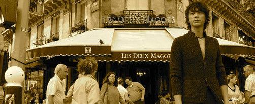 Les Deux Magots咖啡馆