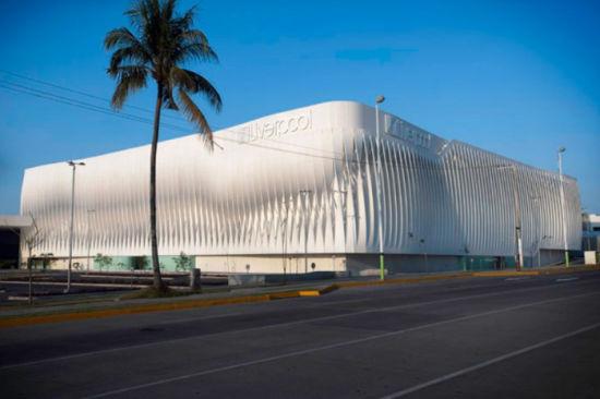 时尚消费 正文    这个外立面改造项目的业主是墨西哥最大的奢侈品图片