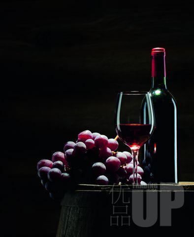 纳帕谷的葡萄酒