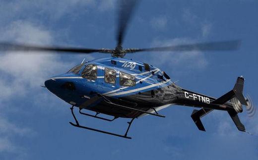 贝尔429直升机