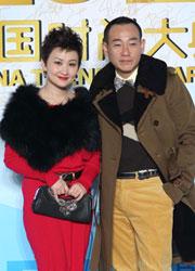中国时尚大典项目总监徐聪与林保怡