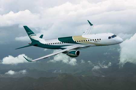 巴西航空工业公司与天津宜捷海特通用航空服务有限