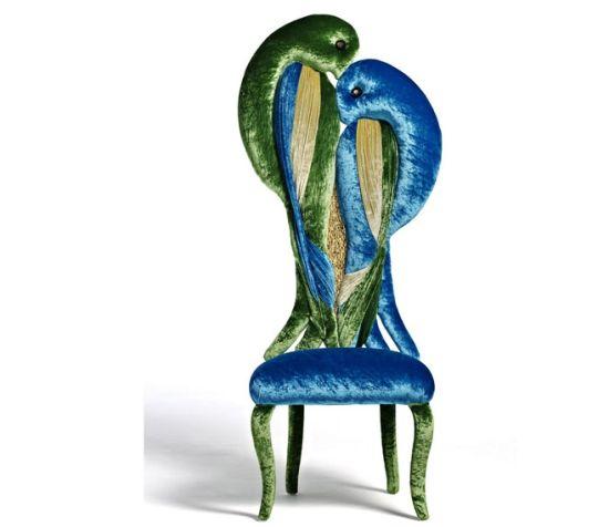 天马行空的动物造型沙发椅