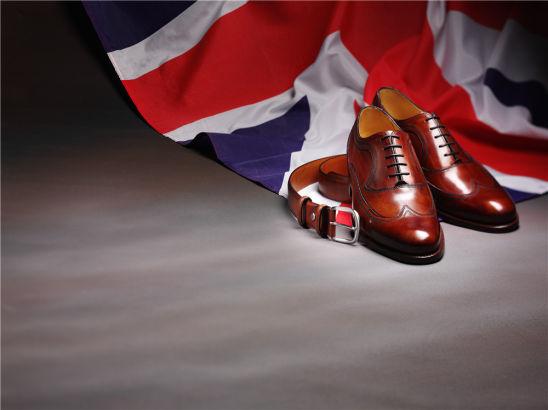 来自英国的高级手工制鞋Barker