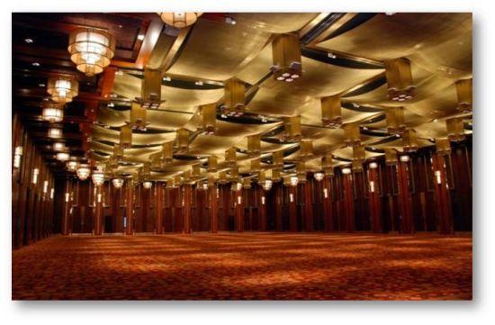 2013春季耀莱巅峰论坛将在北京国际饭店会议中心三层紫金大厅举行