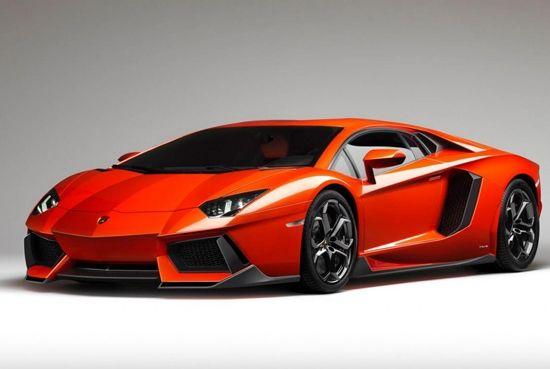 兰博基尼Aventador改装造型方案