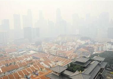 探访环首都雾霾圈:1袋烟功夫能飘到北京