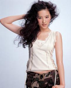 刘亦菲做超短美女征服他
