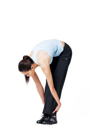 伸展瑜伽:双角式
