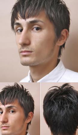 藝術的紳士髮型
