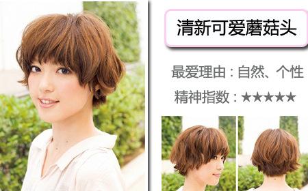 现在小编给你找来的就是一款特别适合拥有厚重头发的你,这款发型用