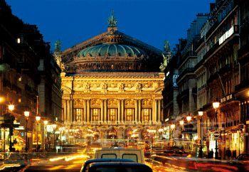 欧洲的浪漫虽不仅限于法意,但这两地却是无数文明灵感的缪斯。