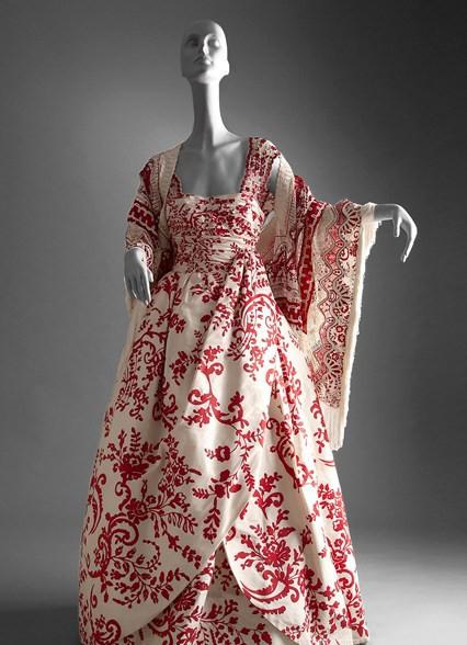 valentino礼服手绘