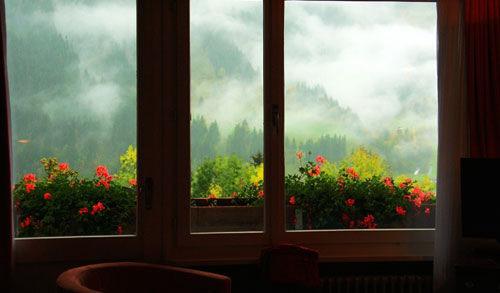 """入住的旅馆也是""""看得见风景的房间"""""""