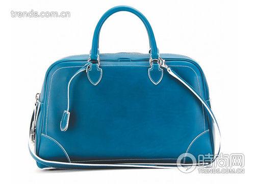 蓝色手袋 Marc Jacobs
