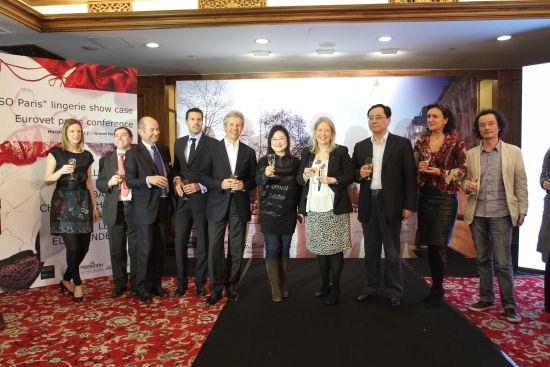 2012上海国际时尚内衣展新闻发布会暨国际内衣品牌高峰会