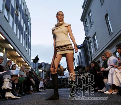 雷克雅末(冰岛首都)时装周