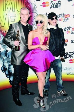 Lady Gaga是新时代音乐界的时尚先锋