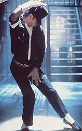 杰克逊式黑色套装曾风靡一时