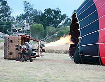 热气球的构造