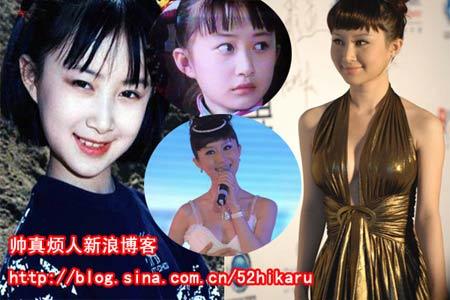 昔日十大可爱女童星今成性感女郎(组图)