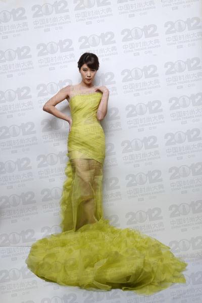 2012中国时尚大典首轮试装会举行 |2012中国时