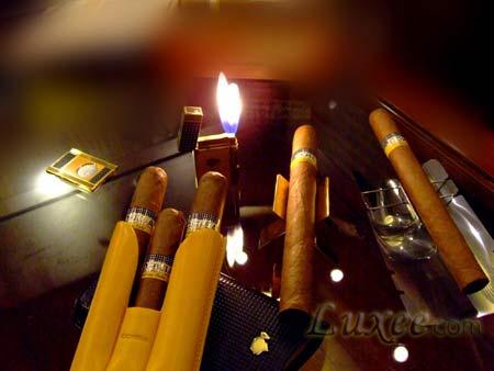 也是对一支雪茄在整个燃烧过程中产生气味的最直接效果.