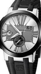雅典双时区经理人腕表