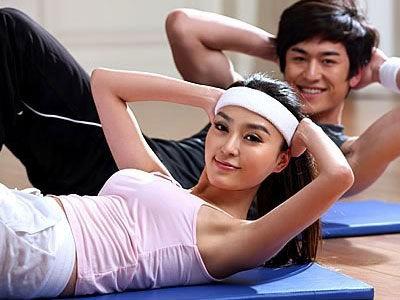 用運動保持健康體重