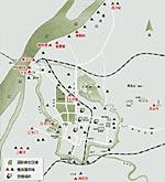 侵华日军南京集体屠杀场地图
